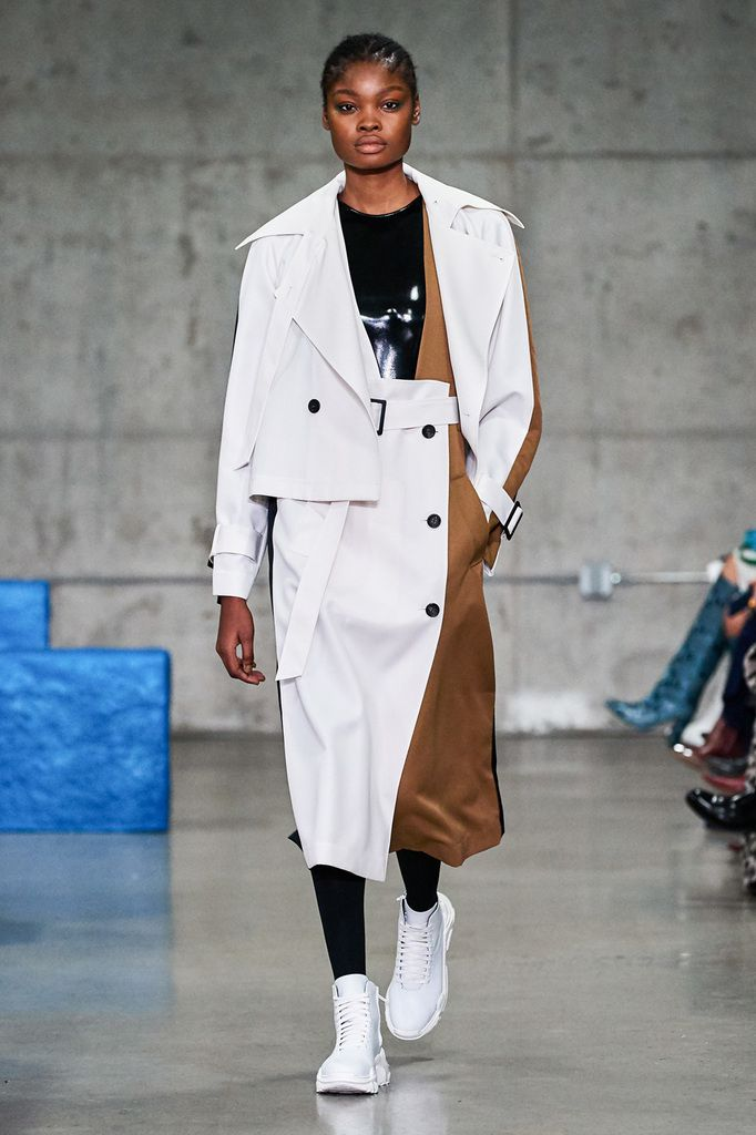 TIBI FALL/WINTER 2019 READY TO WEAR COLLECTION AT NYFW