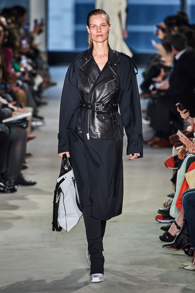 PROENZA SCHOULER FALL/WINTER 2019 READY TO WEAR COLLECTION AT NYFW