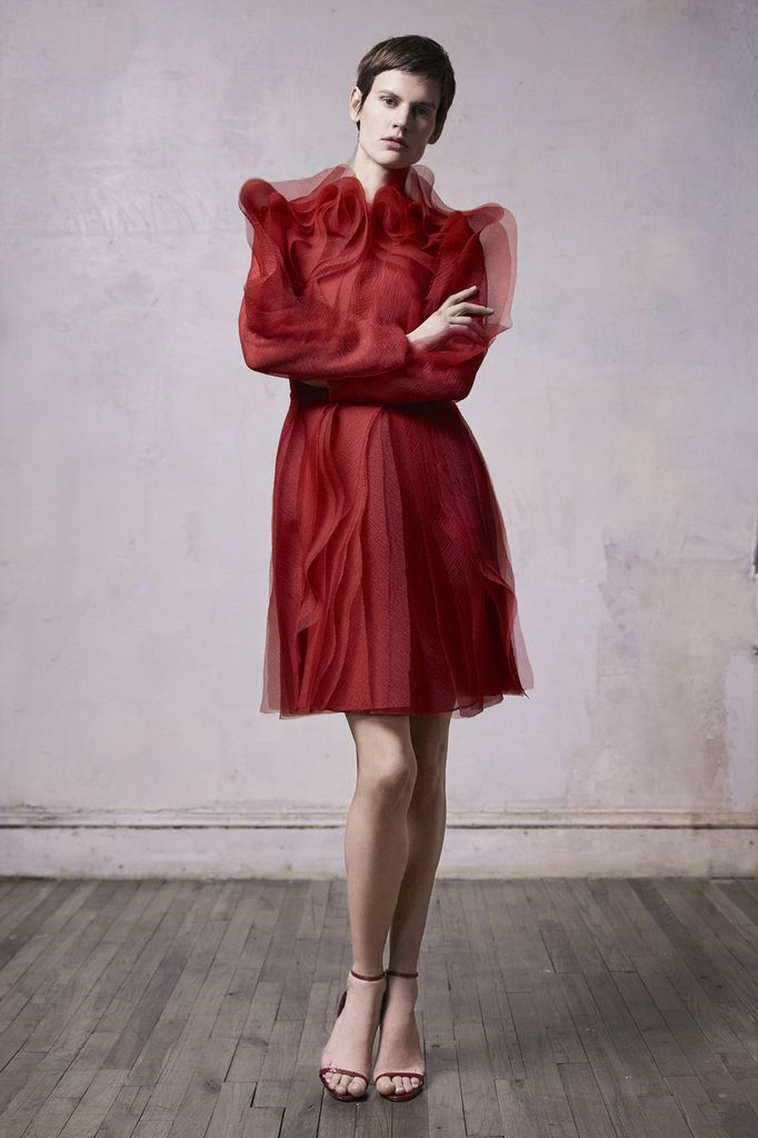JASON WU COLLECTION FALL 2019 READY TO WEAR AT NYFW