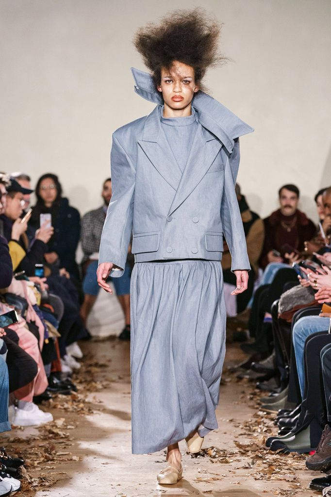 VAQUERA FALL/WINTER 2019 READY TO WEAR COLLECTION AT NYFW