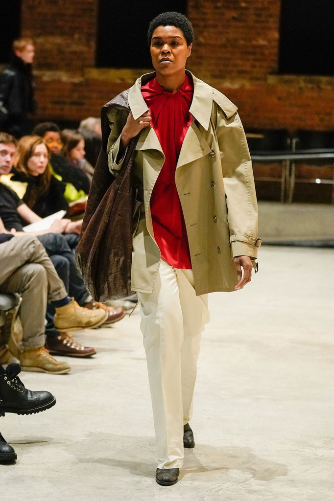 CDLM FALL/WINTER 2019 READY TO WEAR COLLECTION AT NYFW