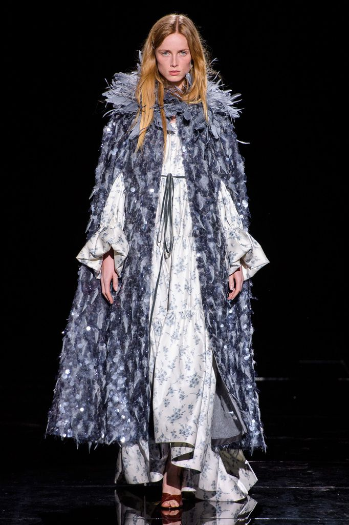 MARC JACOBS FALL/WINTER 2019 WOMENSWEAR COLLECTION AT NYFW