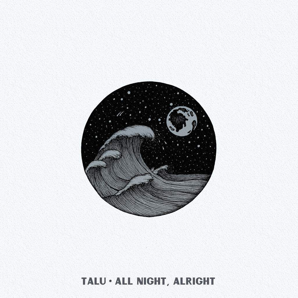 INDIE ROCK TRIO TALU CEMENT THEIR POSITION WITH THE RELEASE OF THEIR NEW SINGLE 'ALL NIGHT, ALRIGHT'