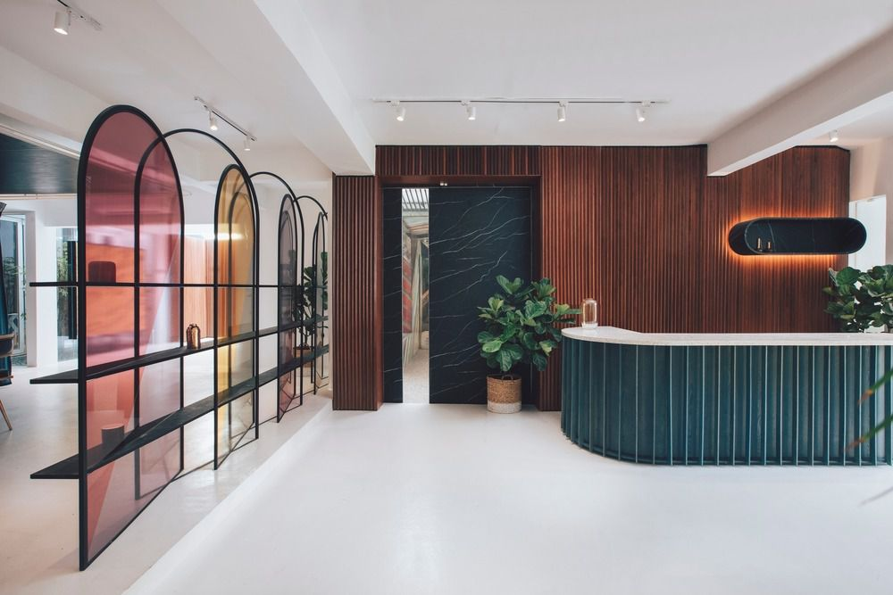 MANTAB WORKPLACE IS ONE OF S/LAB10'S LATEST WORKS