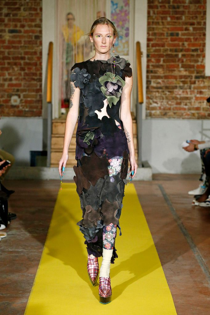 NEITH NYER AND DDP FALL WINTER 2019/2020 RTW COLLECTION PFW