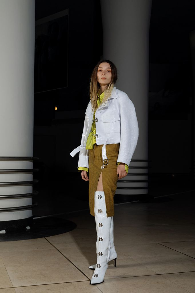 LÉO FALL WINTER 2019/2020 RTW COLLECTION DURING PFW
