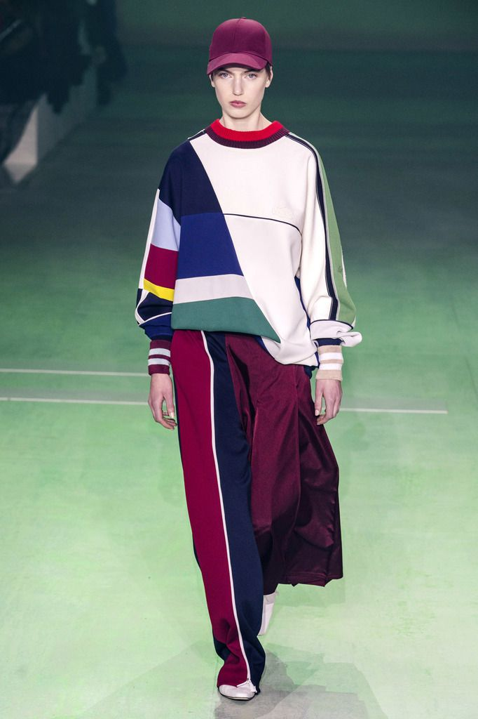LACOSTE FALL WINTER 2019/20 RTW COLLECTION PFW