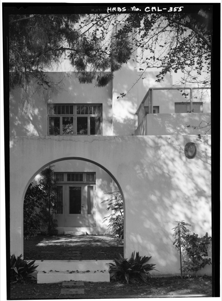 Walter Luther_Dodge House © Marvin Rand