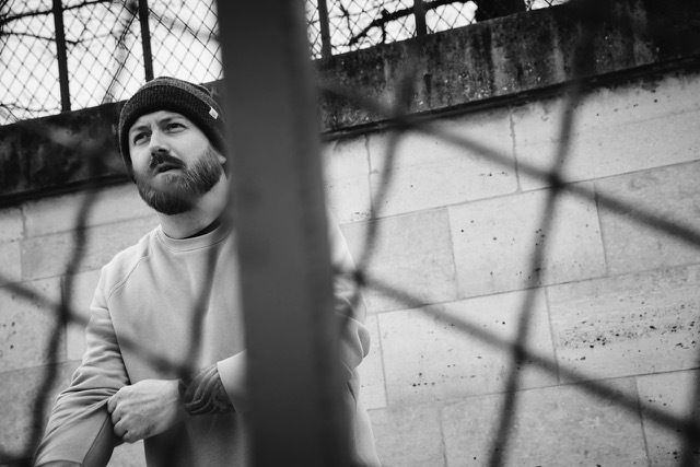 JAMES GILLESPIE WITH HIS DEBUT EP 'LOST' TO DISCOVER