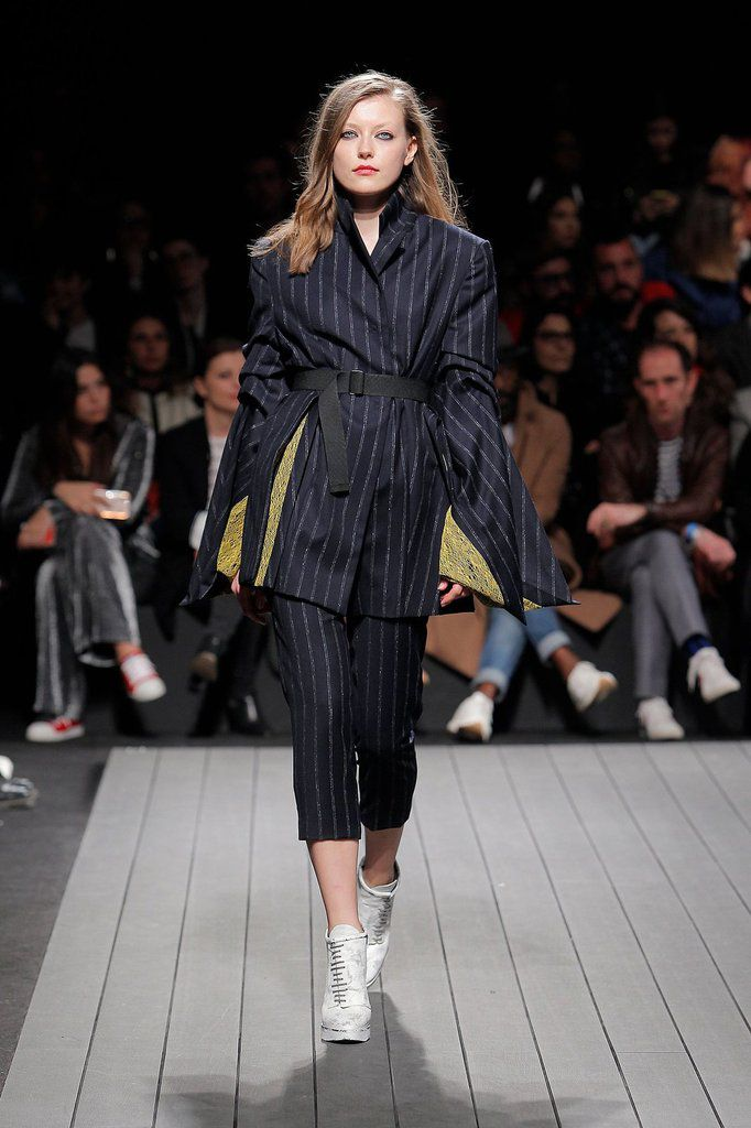 ALEKSANDAR PROTIC FALL WINTER 2019/20 RTW COLLECTION AT MODALISBOA