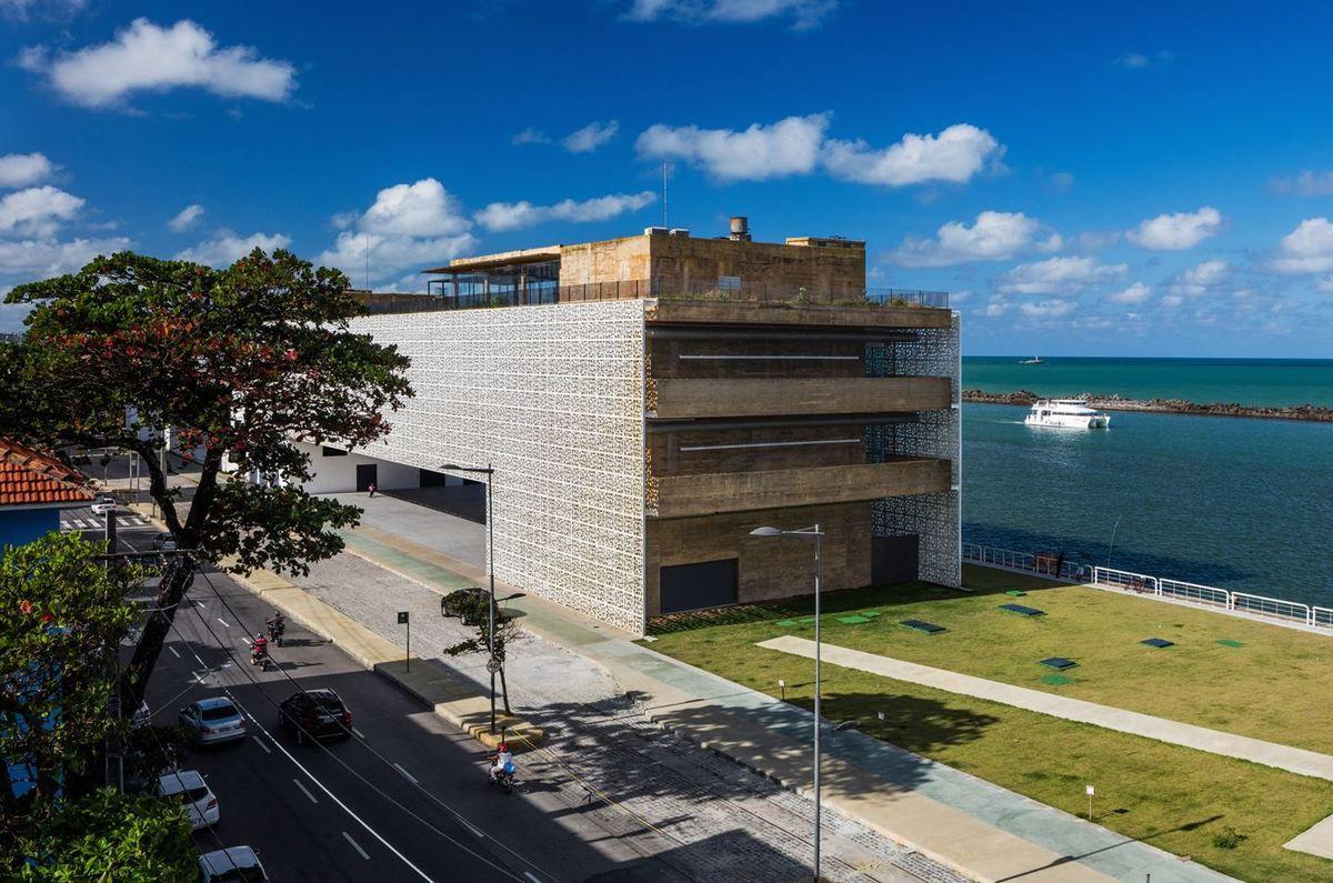 CAIS DO SERTÃO MUSEUM IN RECIFE BY BRASIL ARQUITETURA