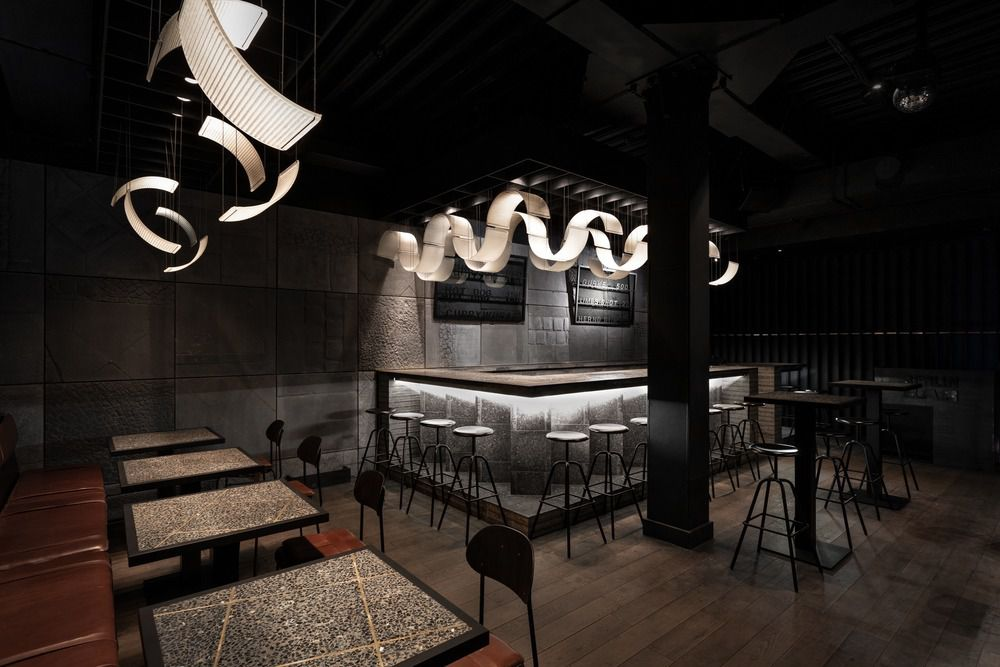 BERLIN BAR, MOSCOW BY THILO REICH ARCHITECT