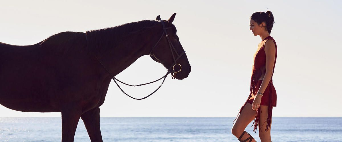 'THE RIDE' WITH KENDALL JENNER / LONGCHAMP SPRING 2019 FILM CAMPAIGN