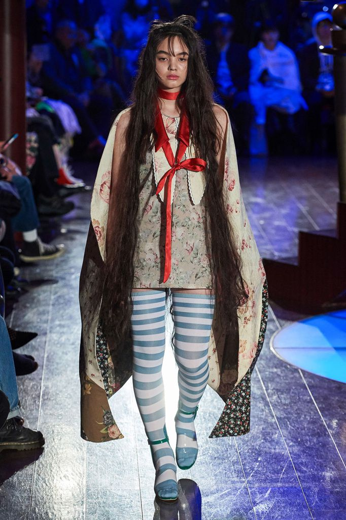 JENNY FAX FALL WINTER 2019/20 RTW COLLECTION IN TOKYO