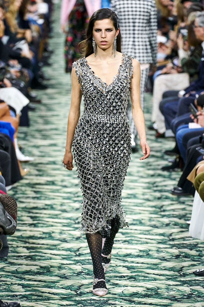 PACO RABANNE FALL WINTER 2019/20 RTW COLLECTION AT PFW