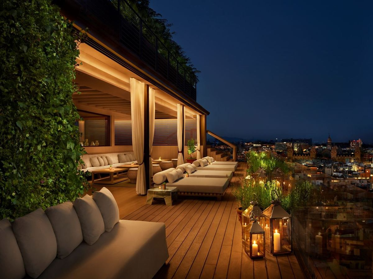 THE BARCELONA EDITION HOTEL by OAB OFFICE OF ARCHITECTURE IN BARCELONA