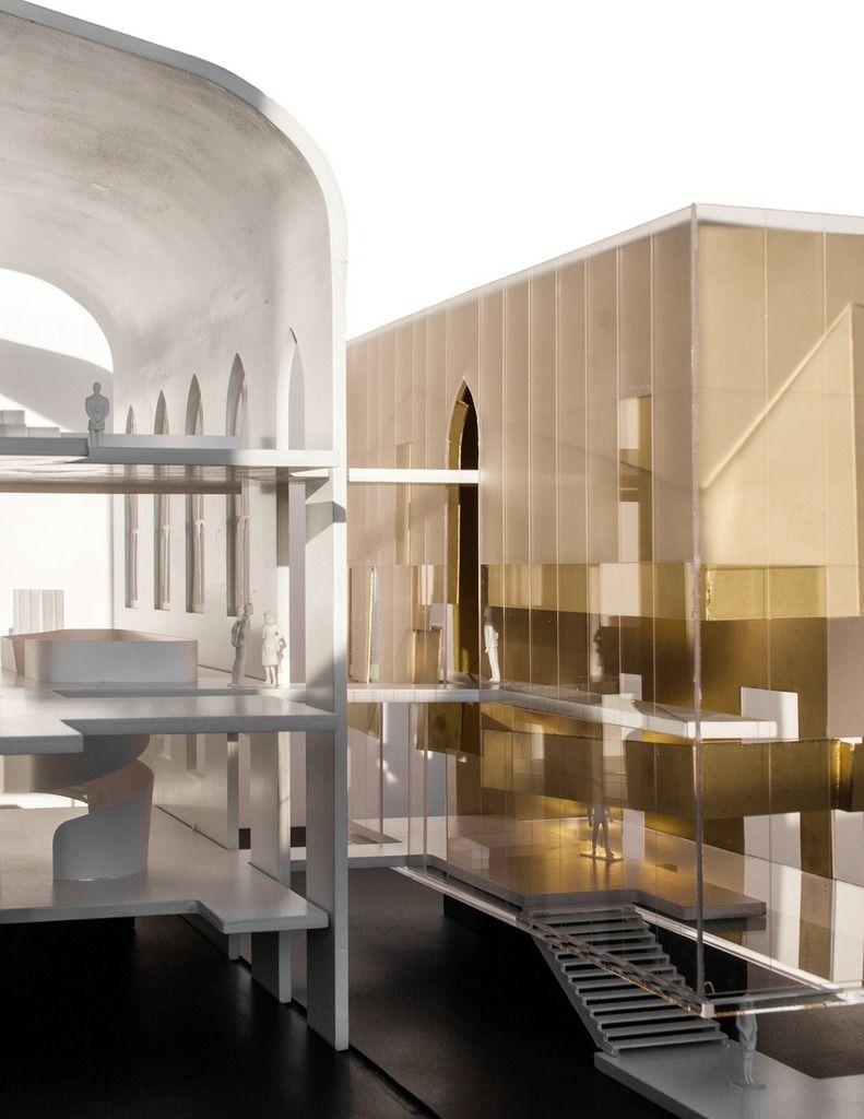 MAISON DE LA LITTÉRATURE (HOUSE OF LITERATURE) BY CHEVALIER MORALES ARCHITECTES