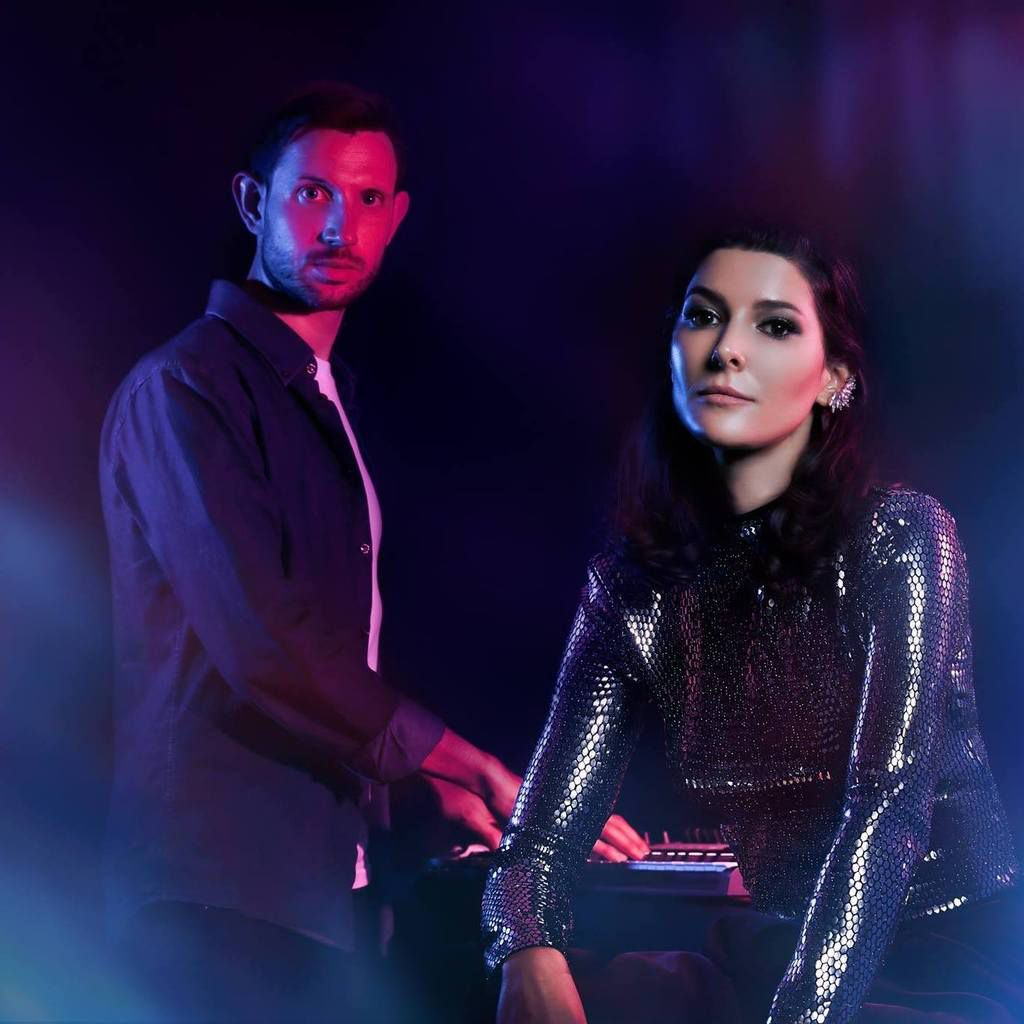 LONDON SYNTH POP DUO SHIIVERS DROP A BRAND NEW TRACK 'ANIMALISM'