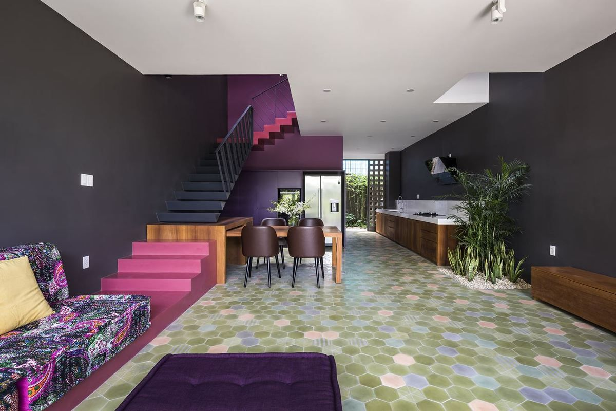 PATTERN HOUSE BY MM++ ARCHITECTS