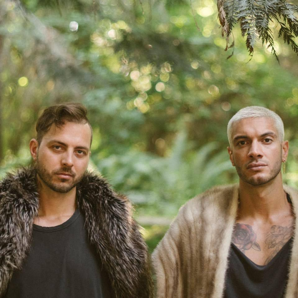 TIME FOR VANCOUVER BASED SINGER SONGWRITER AND PRODUCTION DUO DIRTY RADIO'S FORTHCOMING STUDIO ALBUM, 'PLEASURES'