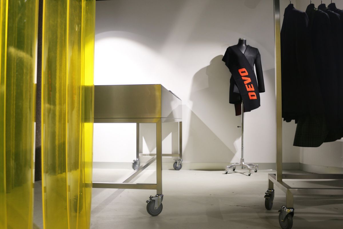 STRATEAS CARLUCCI FLAGSHIP POP-UP INSTALLATION IN MELBOURNE