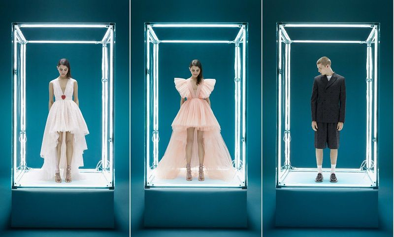 GIAMBATTISTA VALLI  AND H&M, DISCOVER THE PRE-COLLECTION