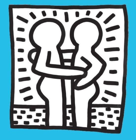 HARING'S ON THE HORIZON, GET READY FOR THE FIRST MAJOR UK EXHIBITION OF THE ARTIST AT TATE LIVERPOOL