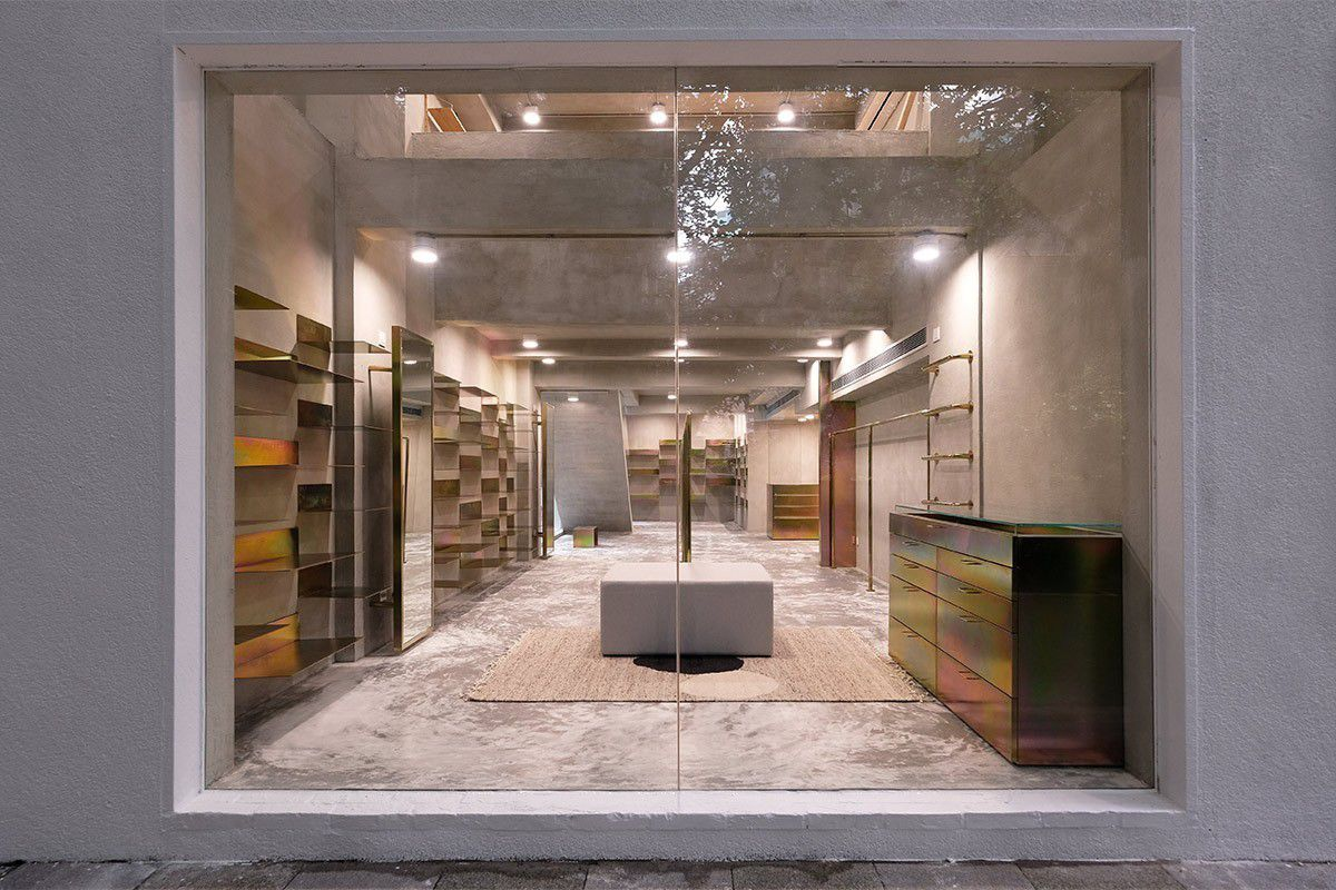 DISCOVER THE NEW KAPOK FLAGSHIP STORE IN HONG KONG