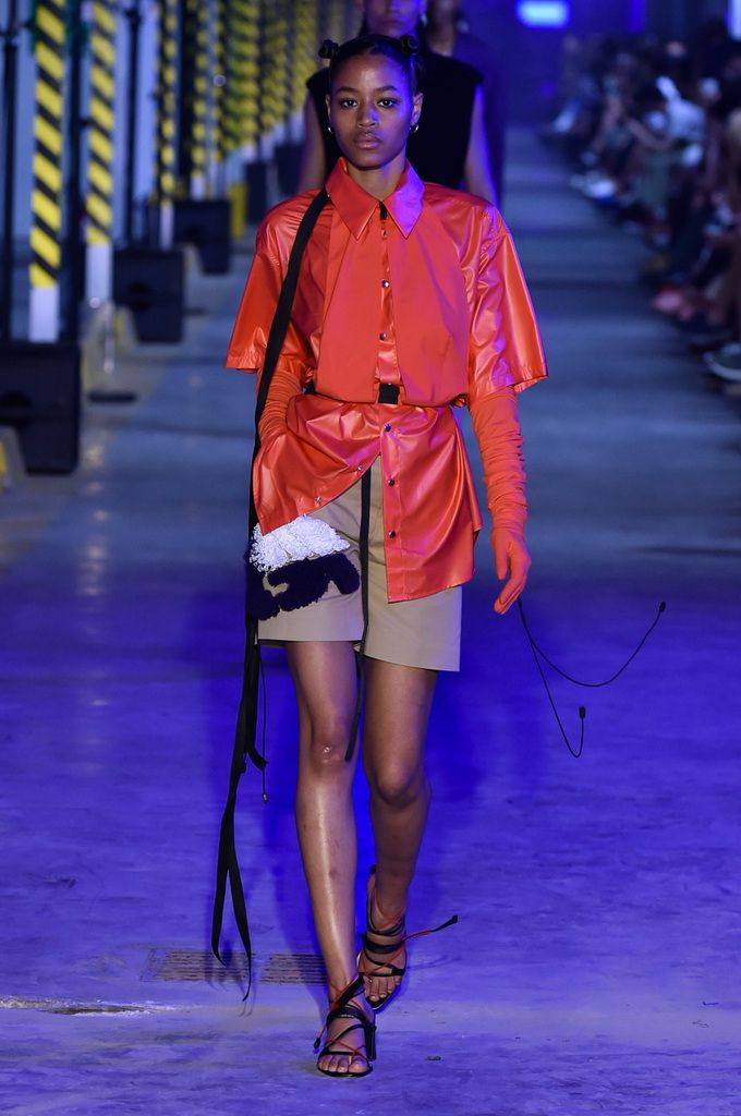 GAMUT SPRING SUMMER 2020 COLLECTION DURING PFW