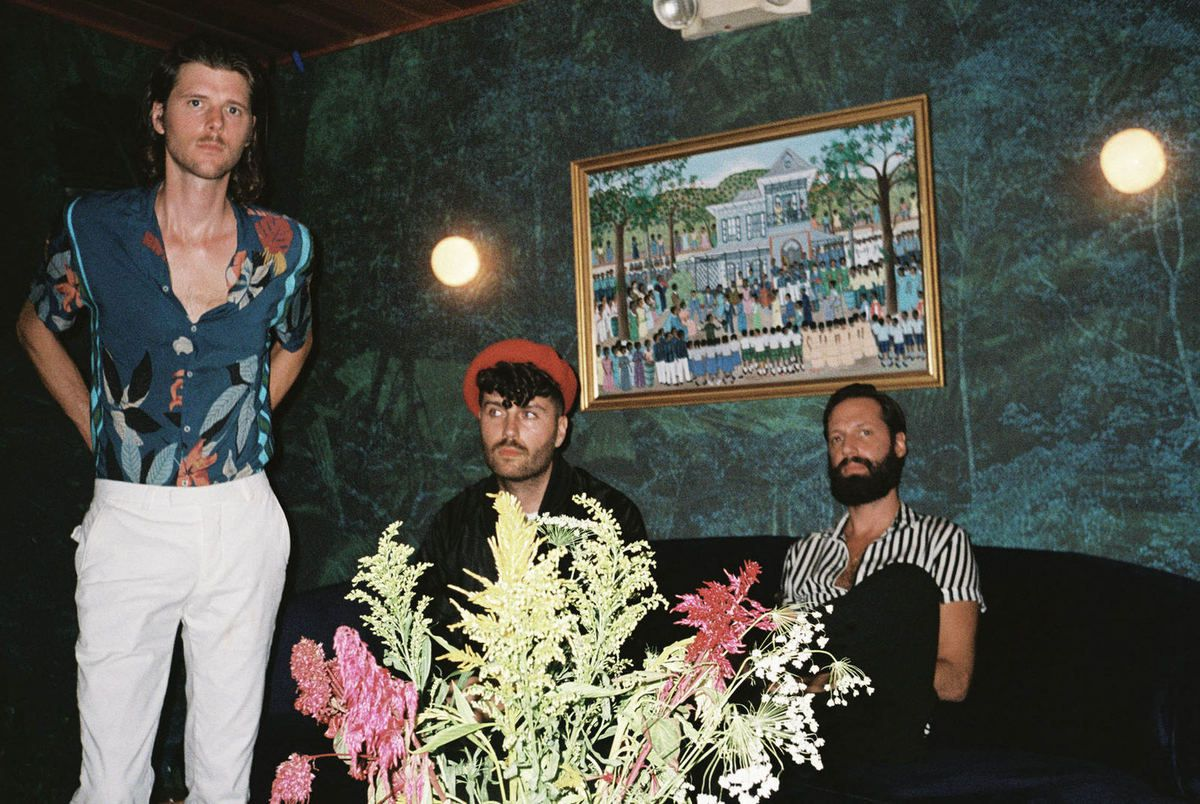 MIAMI HORROR SERVES UP FIRST NEW SONG IN TWO YEARS WITH 'RESTLESS'