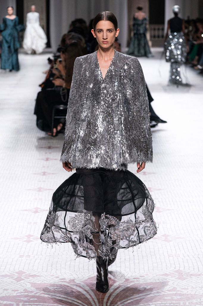 GIVENCHY FALL 2019 COUTURE COLLECTION, PFW