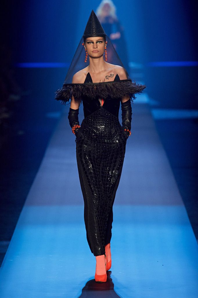JEAN PAUL GAULTIER FALL 2019 COUTURE COLLECTION, PFW