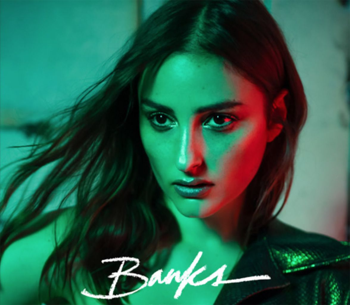 BANKS - PROPAGANDA + STROKE (PREVIEW) from ALBUM III