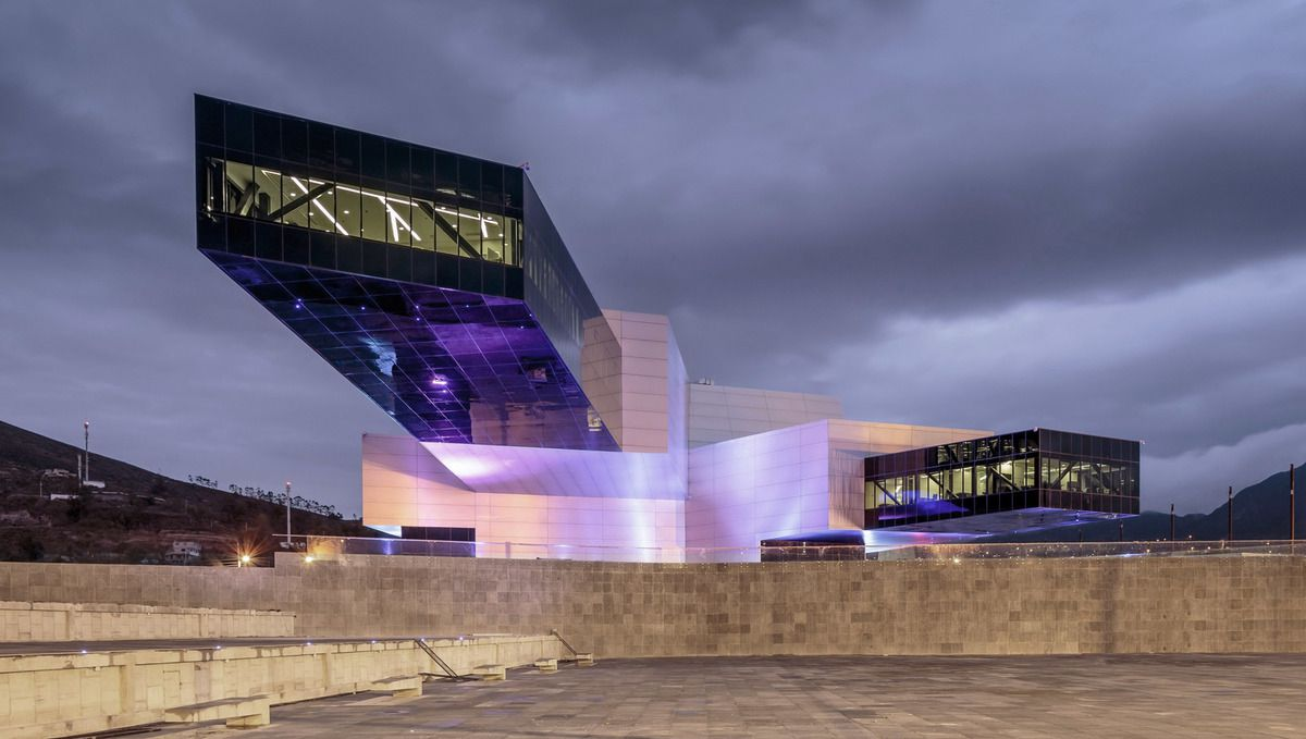 UNASUR HEADQUARTERS BY DIEGO GUAYASAMIN ARQUITECTOS IN QUITO, ECUADOR