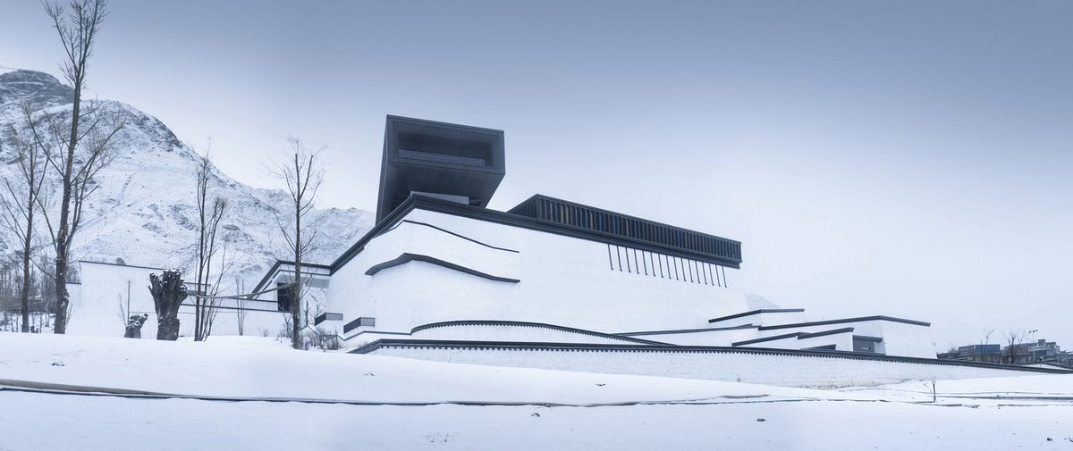 TIBET CULTURAL HERITAGE MUSEUM IN LHASA, TIBET CHINA / BY SHENZHEN HUAHUI DESIGN