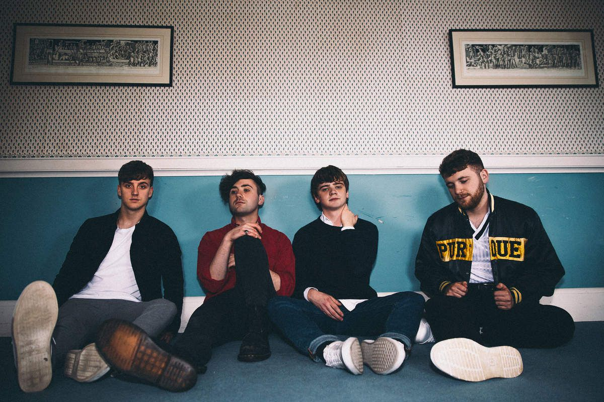 IRISH QUARTET THE ACADEMIC SHARE INVIGORATING LATE SUMMER SINGLE 'AFTERTASTE'