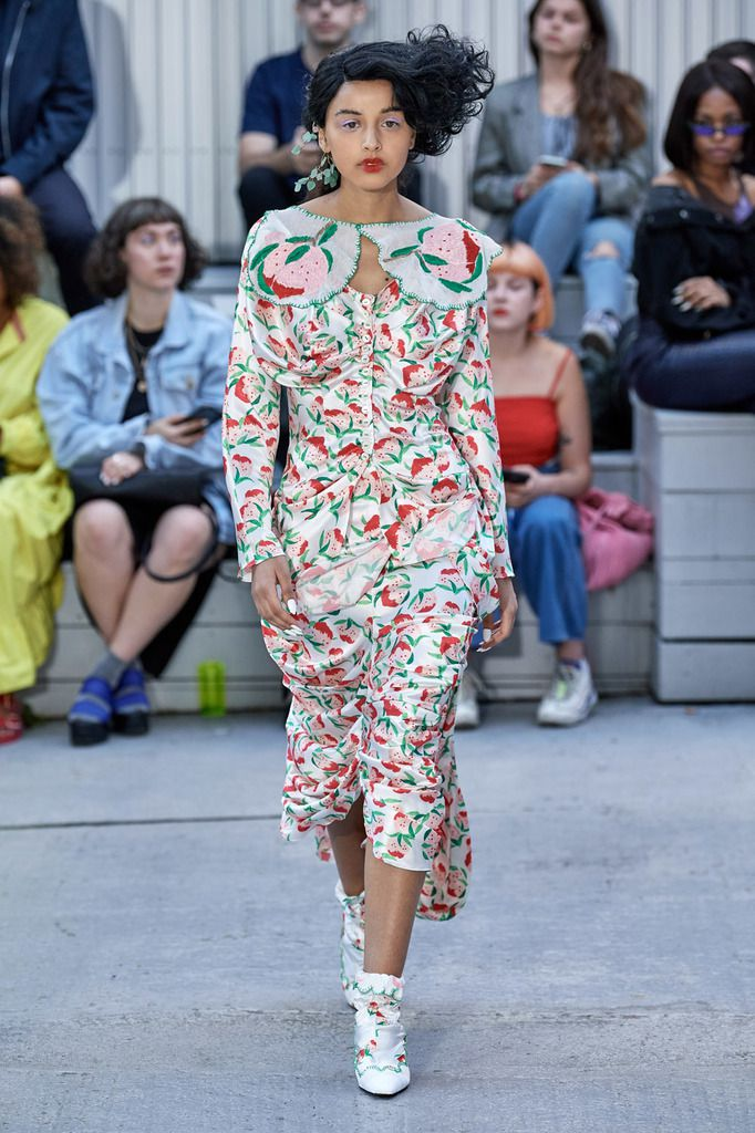FASHION EAST SPRING SUMMER 2020 AT LONDON FASHION WEEK