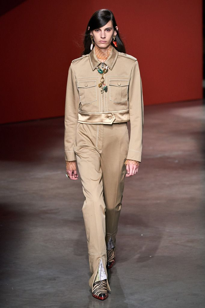 PORTS 1961 SPRING/SUMMER 2020 COLLECTION AT LFW BY KARL TEMPLER