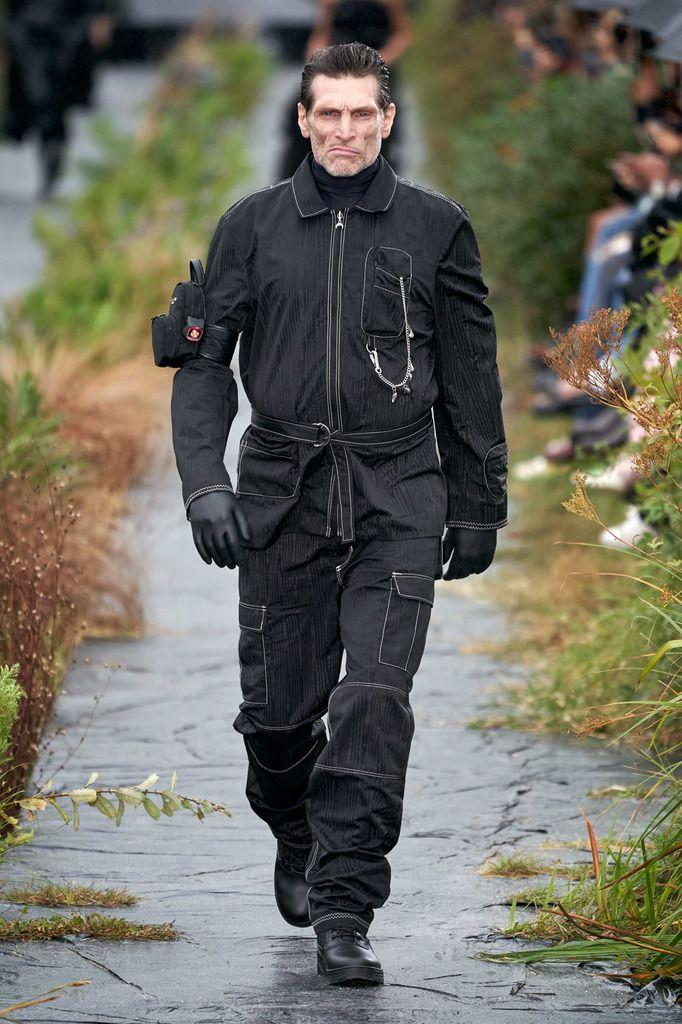 MARINE SERRE SPRING/SUMMER 2020 RTW COLLECTION AT PARIS FASHION WEEK