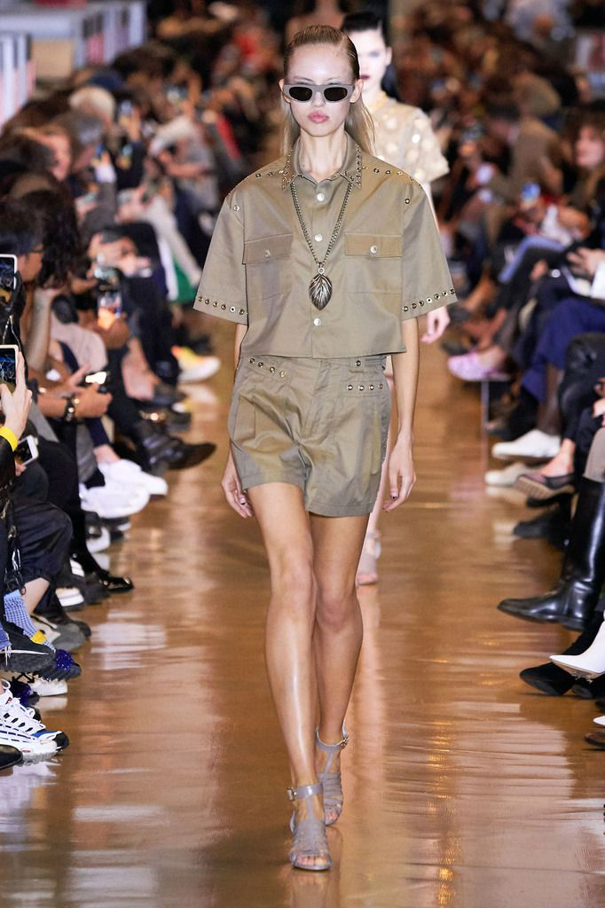 KOCHÉ SPRING/SUMMER 2020 RTW COLLECTION AT PARIS FASHION WEEK