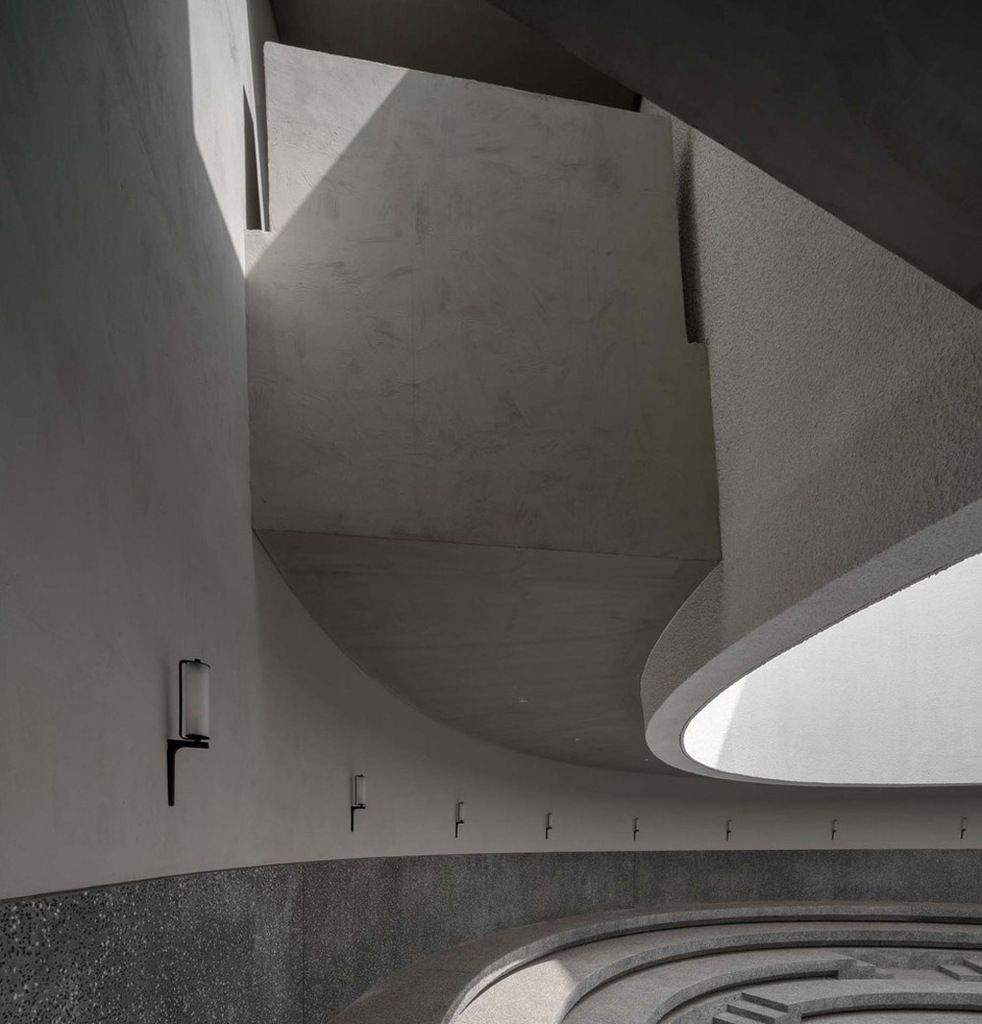NERI&HU DESIGN AND RESEARCH OFFICE DESIGNED ARANYA ART CENTER IN BEIDAIHE NEW DISTRICT, QINHUANGDAO, HEBEI, CHINA