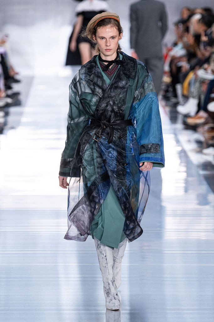 MAISON MARGIELA SPRING/SUMMER 2020 RTW COLLECTION AT PARIS FASHION WEEK