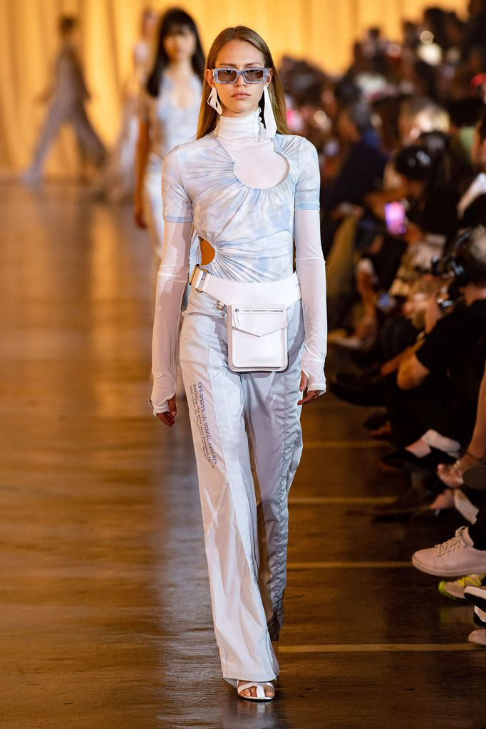 OFF-WHITE SPRING/SUMMER 2020 RTW COLLECTIONS AT PARIS FASHION WEEK