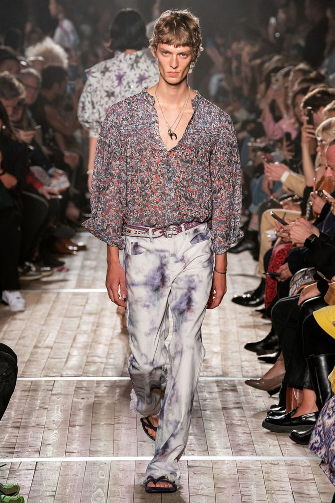 ISABEL MARANT SPRING/SUMMER 2020 RTW COLLECTIONS AT PARIS FASHION WEEK