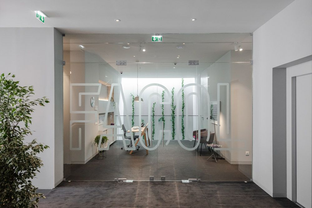 FACOL OFFICES DESIGNED BY ANA COELHO ARCHITECT