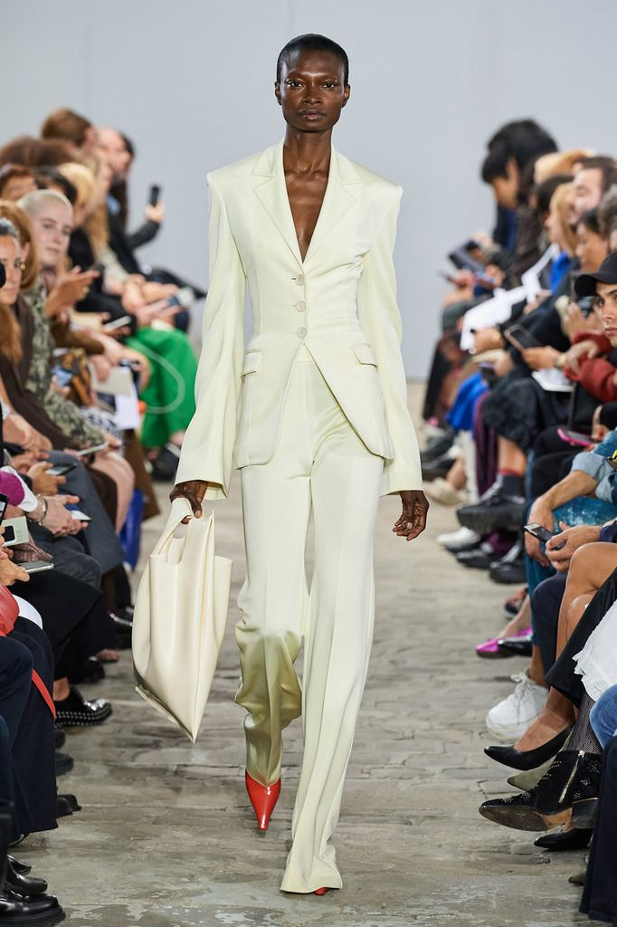 KWAIDAN EDITIONS SPRING/SUMMER 2020 RTW COLLECTION AT PFW BY LÉA DICKELY AND HUNG LA