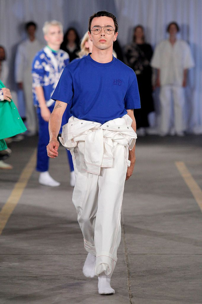 HIBU SPRING/SUMMER 2020 RTW COLLECTION AT MODA LISBOA COLLECTIVE LAB