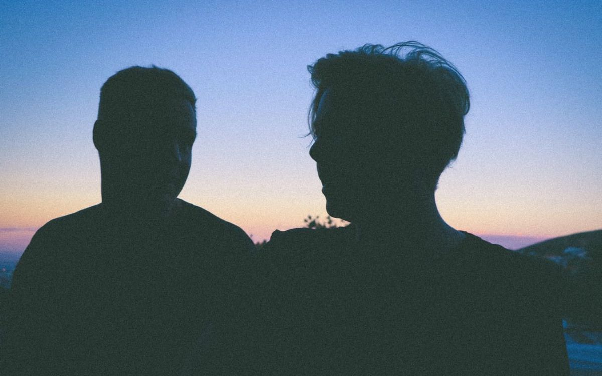 TWO NEW SINGLES, 'HOLD YOUR OWN' AND 'THE GROUND BENEATH OUR FEET' FROM SOUTH AFRICAN CULT POP DUO LO-GHOST