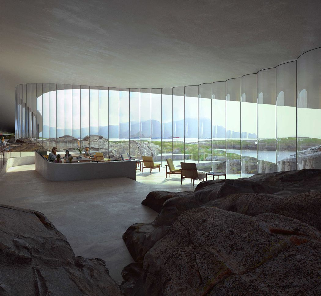 DISCOVER 'THE WHALE' PROJECT DESIGNED BY DORTE MANDRUP STUDIO IN NORWAY