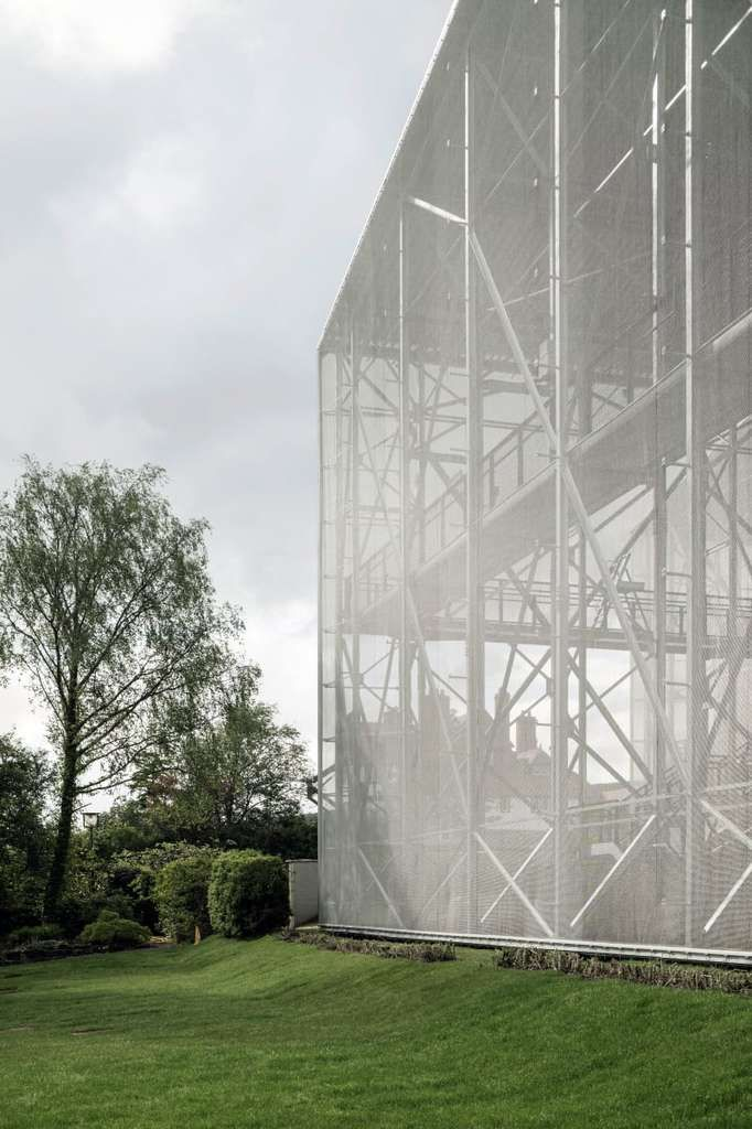 A CONSERVATION PROJECT, THE HILL HOUSE BOX BY CARMODY GROARKE
